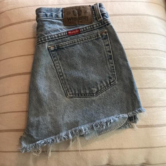 Wrangler Pants - Wrangler vintage mom shorts
